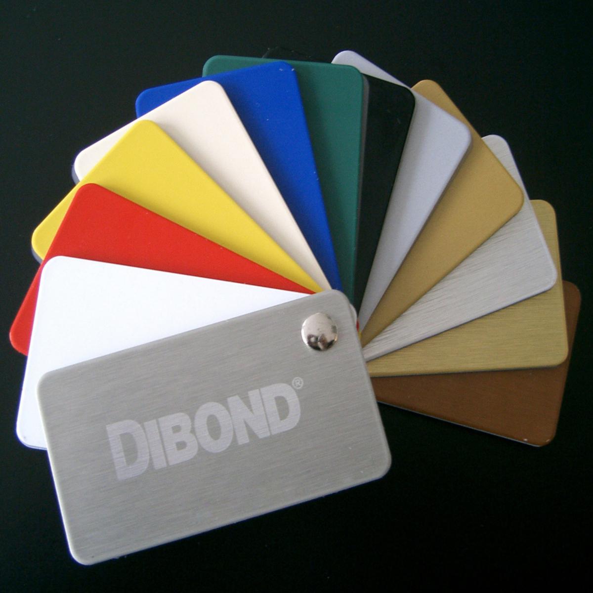 Le Dibond dans la décoration !