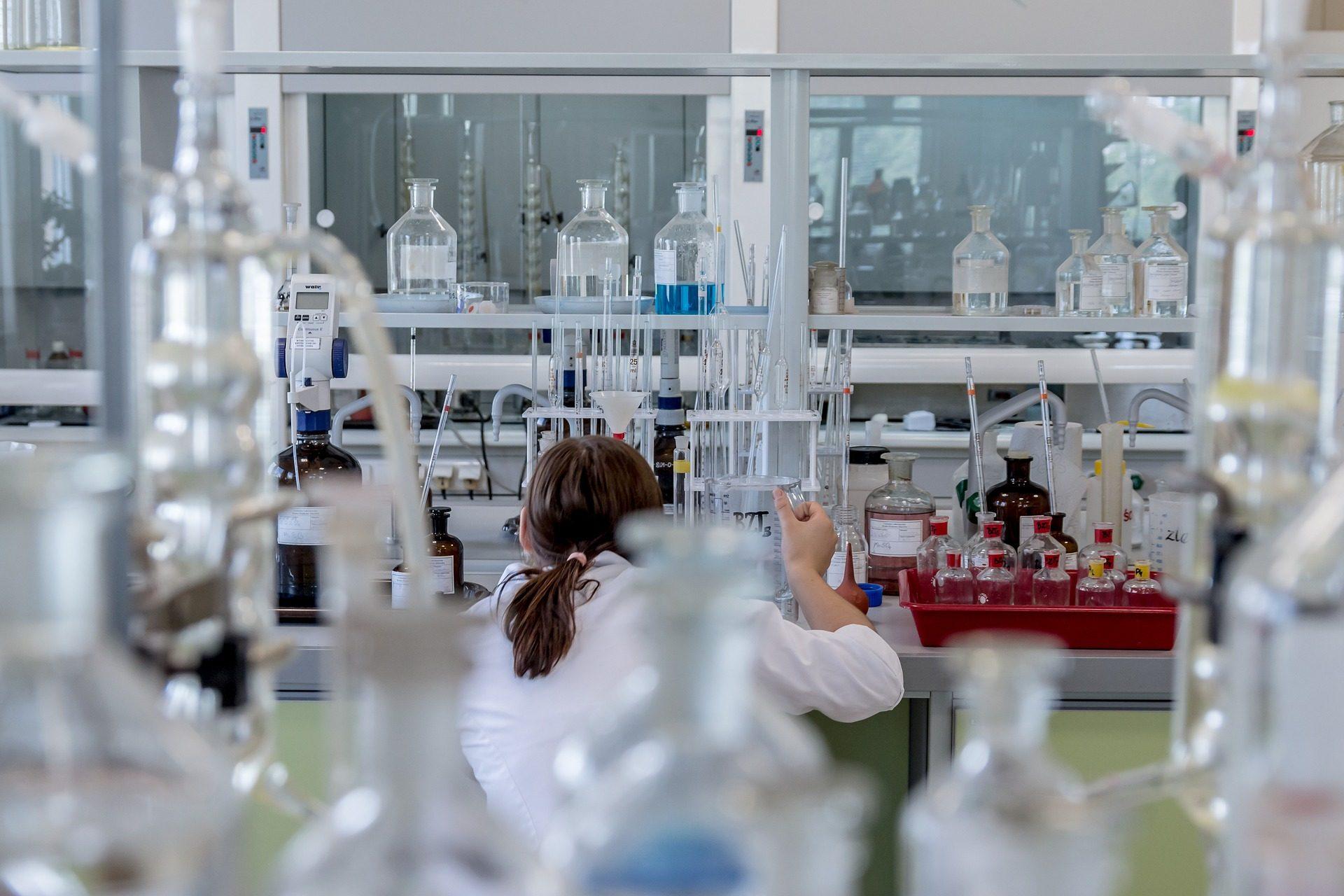 Recherche médicale à l'IHU Marseille