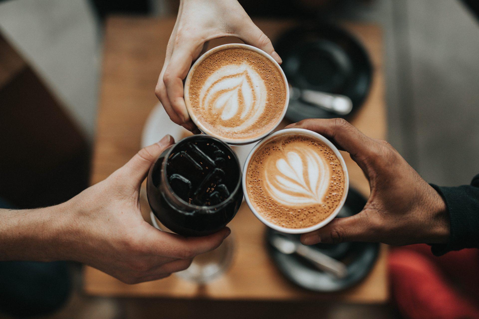 avantages du café au travail