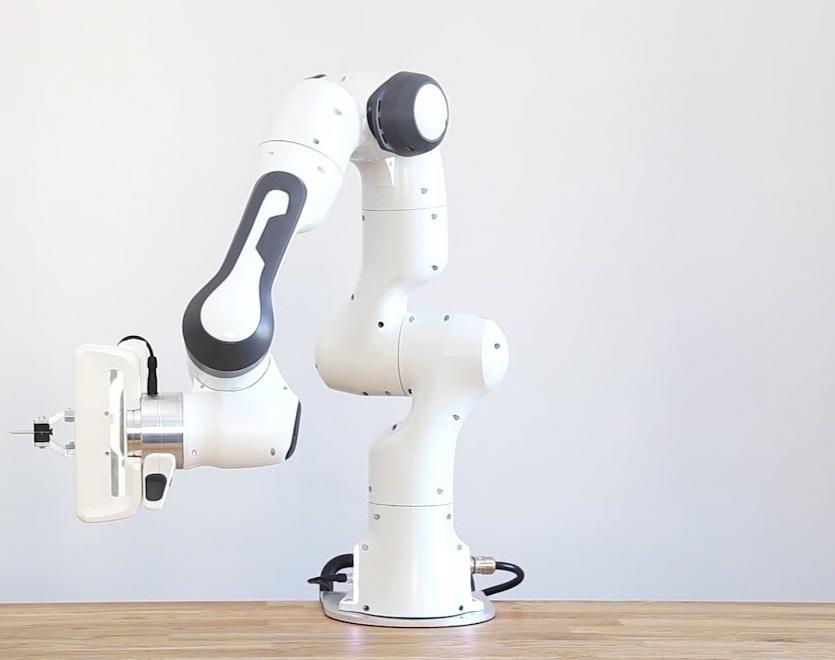 Bras robotisé évolutif